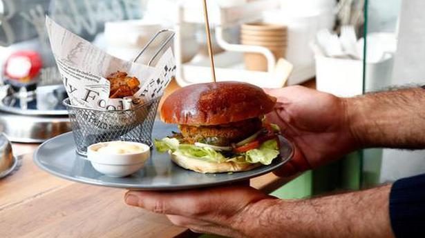 Veggie burgers are still burgers: EU
