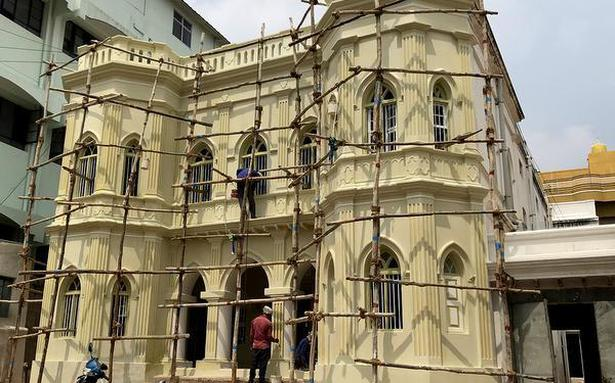 A 120-year-old bungalow in Mysuru finds new life as a chocolate factory