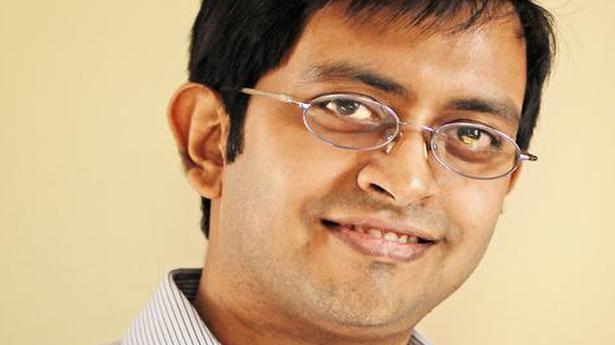 Bhaskar Chattopadhyay talks about his latest novel