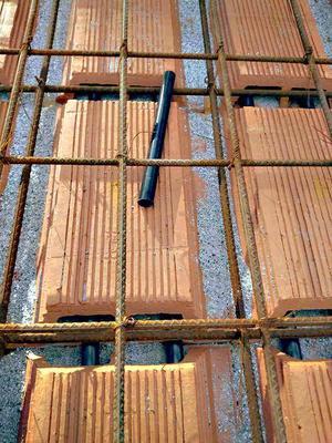 Ventilated filler roof