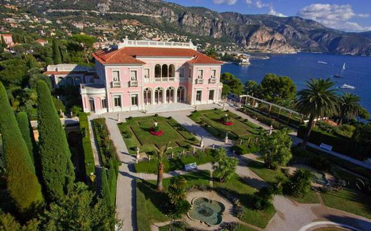 Villa Les Cèdres, the world's costliest home - The Hindu