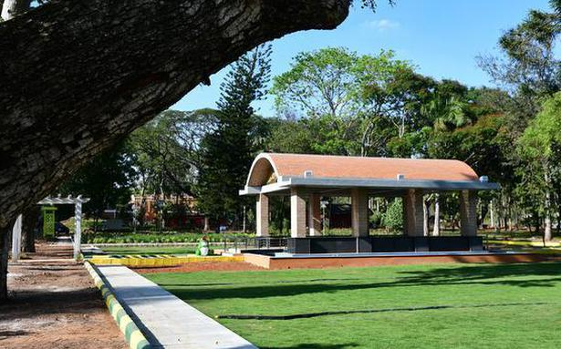 Tamil Nadu Agriculture University's renovated botanical garden opens with new attractions