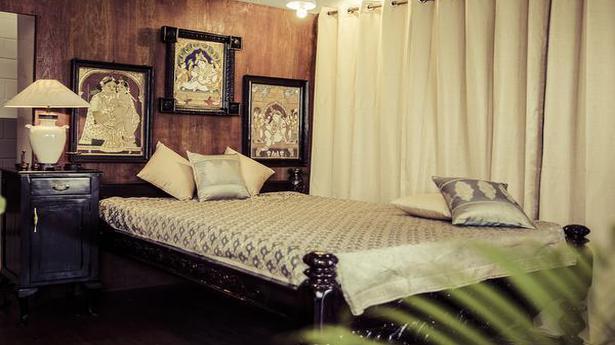 Restoring art & interiors