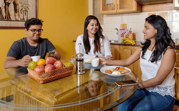 Co-living spaces: Home is where the community is