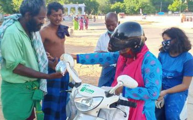 How the Narikuravars around Madurai are surviving on the sidelines   Latest News Live   Find the all top headlines, breaking news for free online April 30, 2021