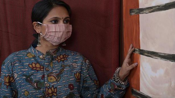 COVID-19: Sustainable, skin-friendly masks from women weavers of Andhra Pradesh and Telangana