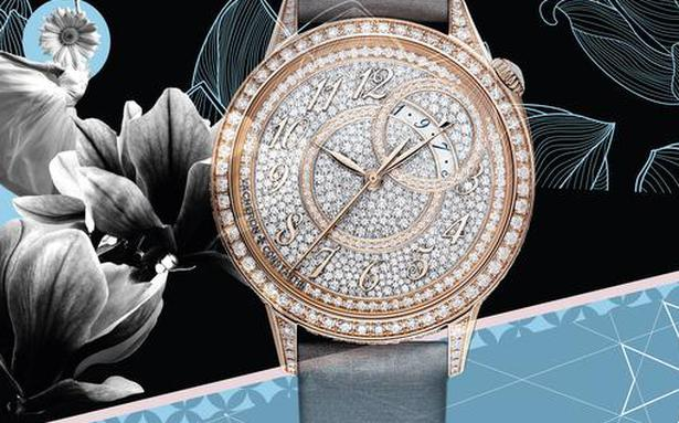 Dial up brilliance: bejewelled timepieces at Watches and Wonders 2021