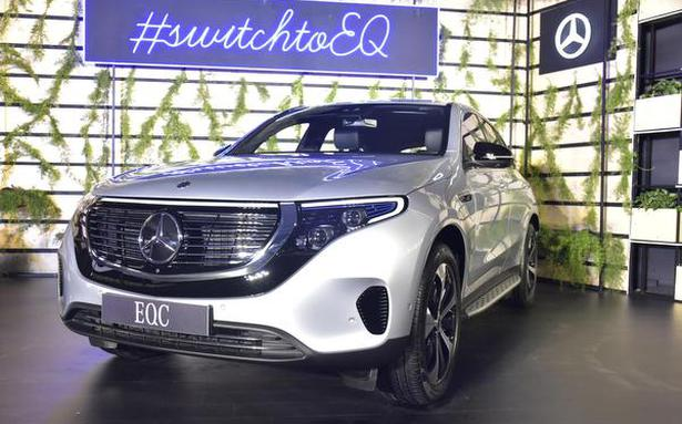 Mercedes launches all-electric eqc at ₹99. 30 lakh | latest news live | find the all top headlines, breaking news for free online march 2, 2021