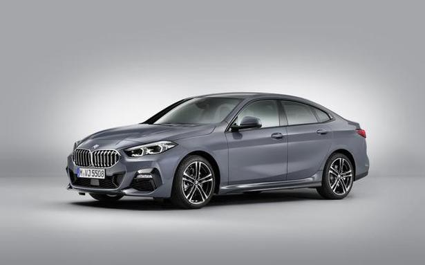 BMW 2 Series Gran Coupé launched