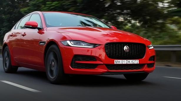 Watch | Jaguar Land Rover India rolls out new Jaguar XE