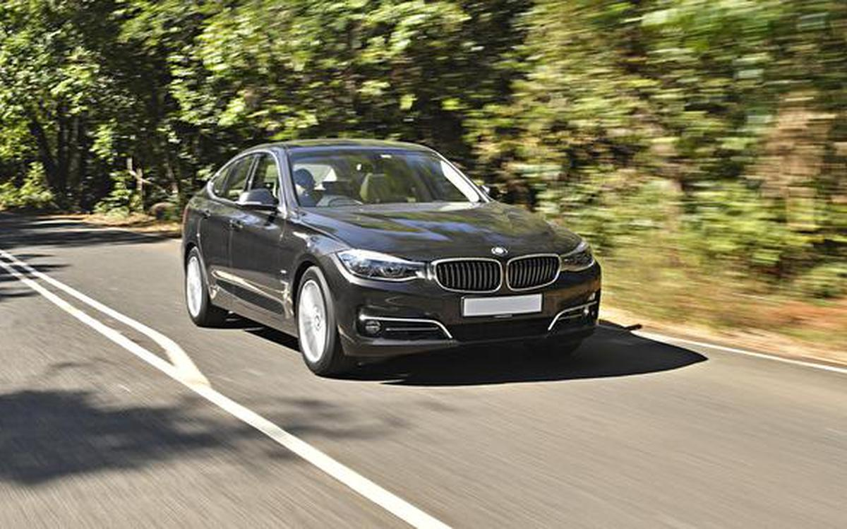BMW 3-Series GT : Ride the revs - The Hindu