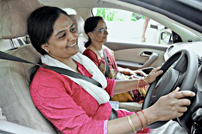 Time to buckle up: the state of seat belt use in India - The Hindu