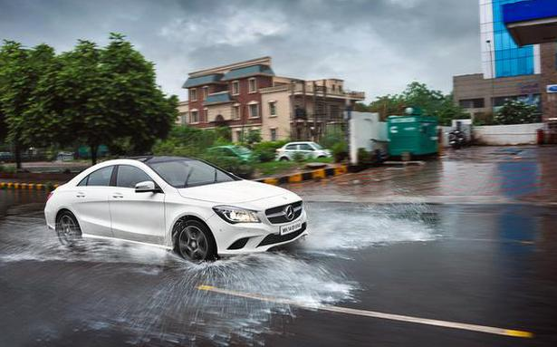 Steer your car like a pro through the monsoon