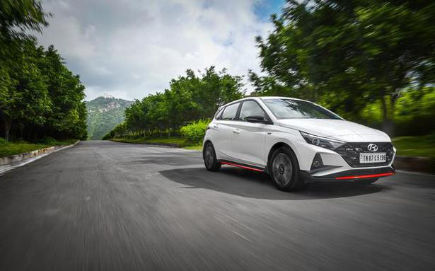 Hyundai's i20 N-Line is a style statement
