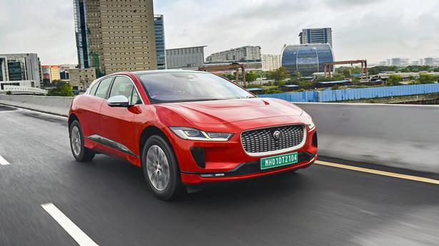 Space, pace and grace: Jaguar's sleek entry into the EV segment