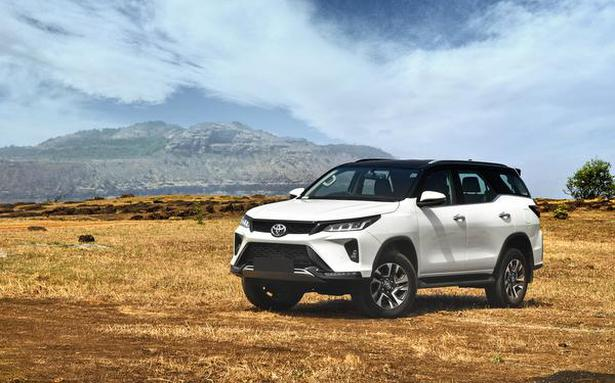 Updated and unfazed: Toyota Fortuner remains a dependable off roader