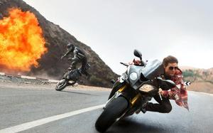 Best motorcycle chases: from Ethan Hunt in 'MI' to Trinity in 'The Matrix'