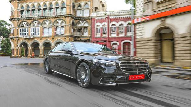Mercedes' S-Class: Sleek treat