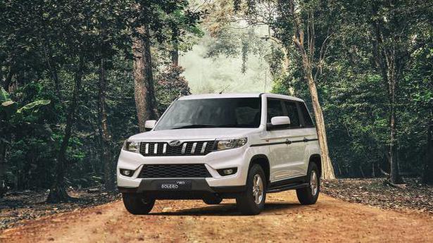 Mahindra launches new Bolero Neo