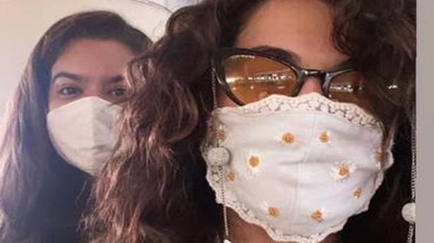 Kerala designer's masks travel to Bollywood