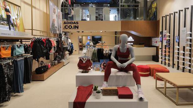 Adidas goes big in Delhi