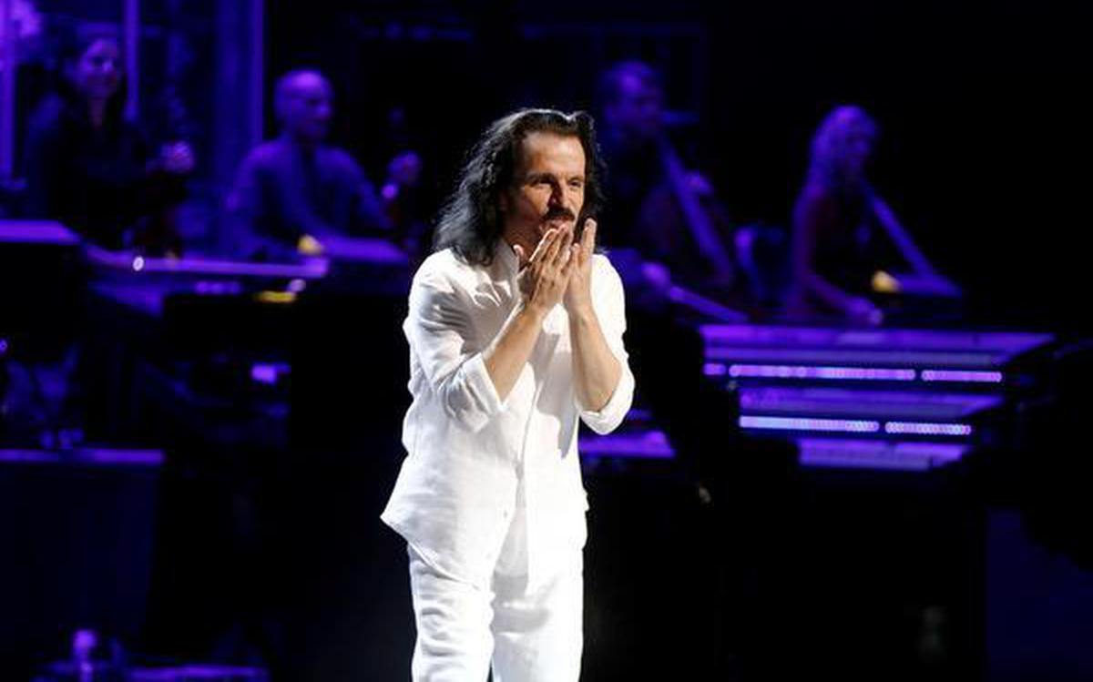 Yanni's music draws its own band of listeners as was evident at a