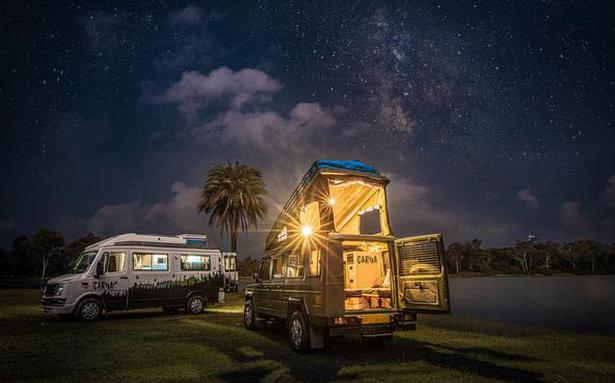 Are caravan holidays the latest domestic travel trend? We have the details.