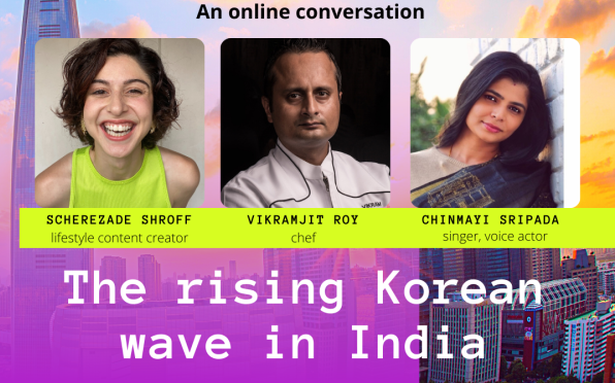 The rising Korean wave in India