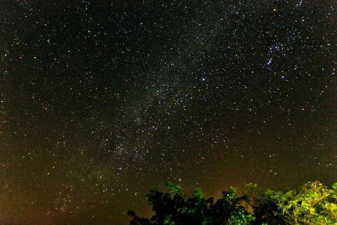 Under a canopy of stars & Under a canopy of stars at Gandikota - The Hindu