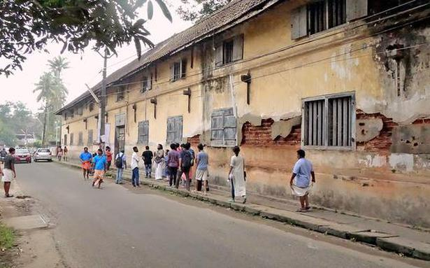 The Tripunithura Royal Heritage Walk: history and many stories