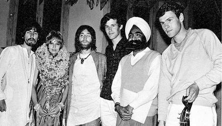 It Was 50 Years Ago On Nov 22 Beatles India Inspired White Album Was Released The Hindu