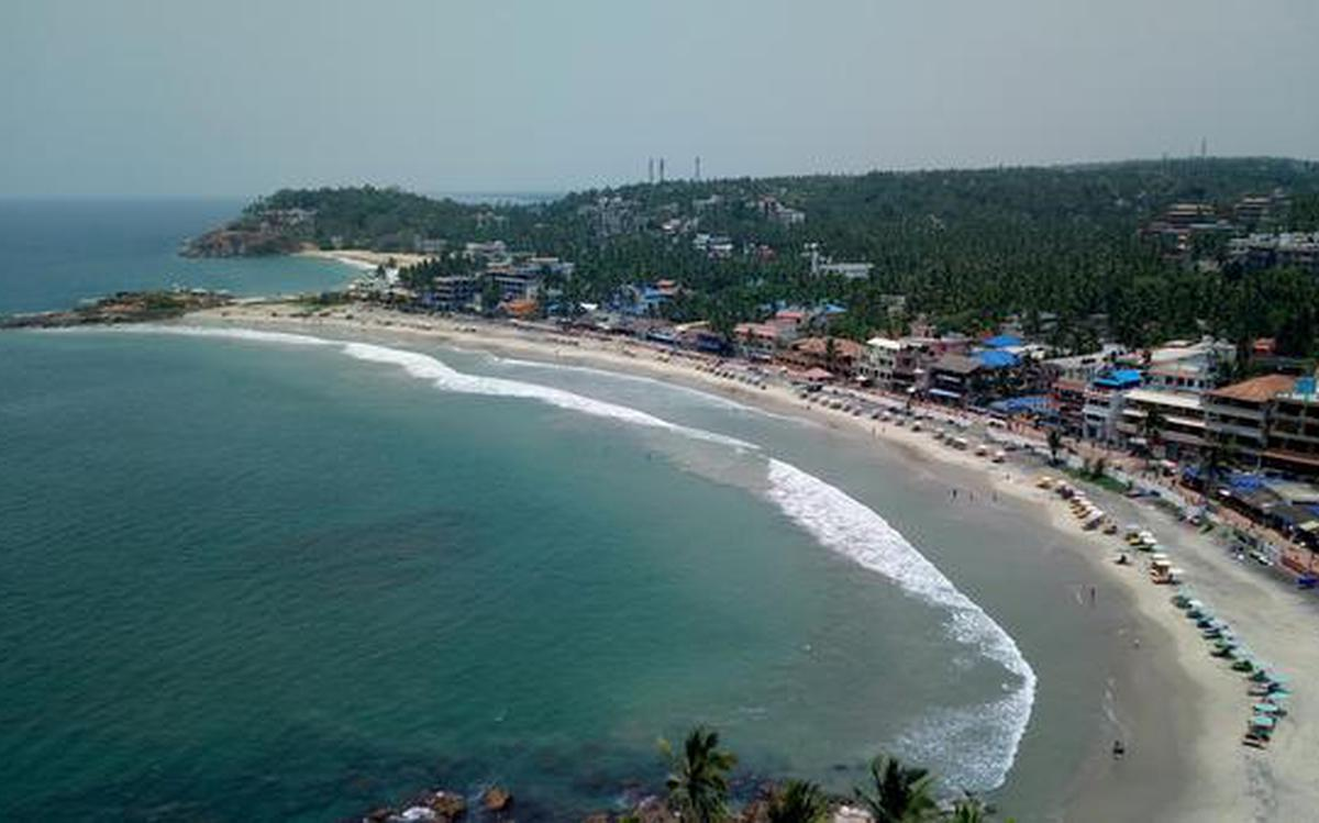 Kovalam, the land of tropical dreams - The Hindu