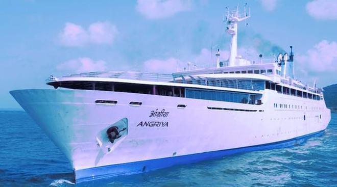 All aboard the Angriya - The Hindu