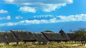 Amboseli National Park-The other Kenyan destination