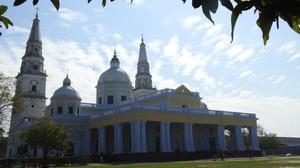 The tale of Begum Samru and the church she built