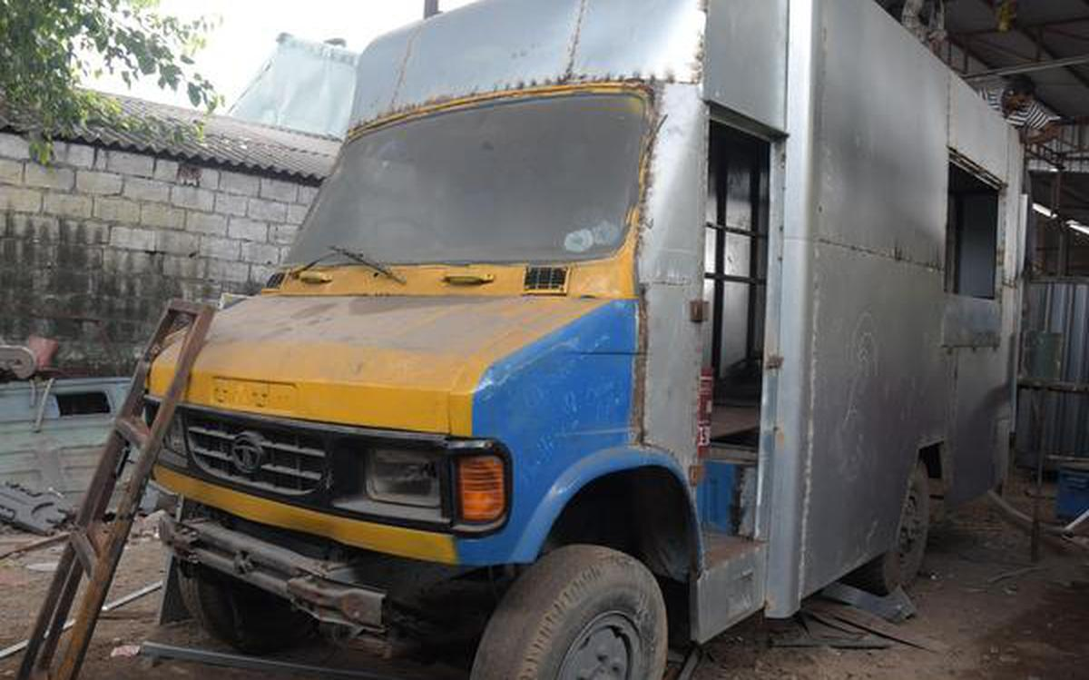 Four Wheels And A Chimney Meet The Food Truck Makers Who Are Making Grub On The Go A Possibility The Hindu