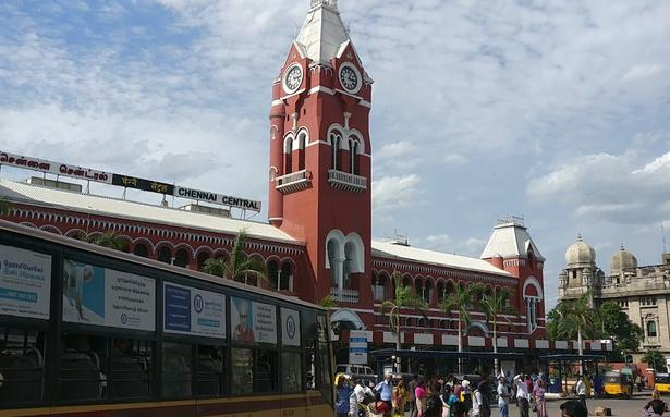 Looking for dating in chennai railway