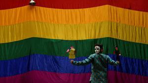 Revel in rainbow colours