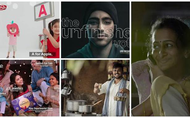 Creative pride: experts pick their winning ads
