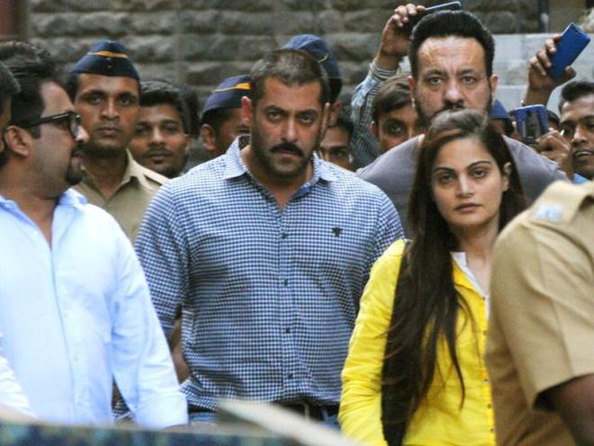Salman khan bodyguard shera wife sexual dysfunction