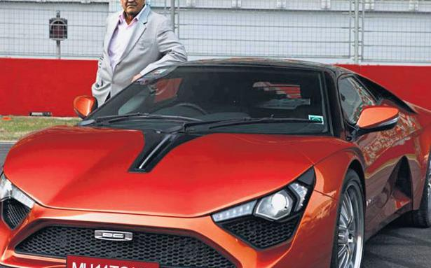 Why Dilip Chhabria Can T Afford To Customise His Own Cars The Hindu