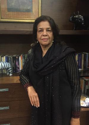 Meena Bindra, Indian clothing brand, Biba's founder