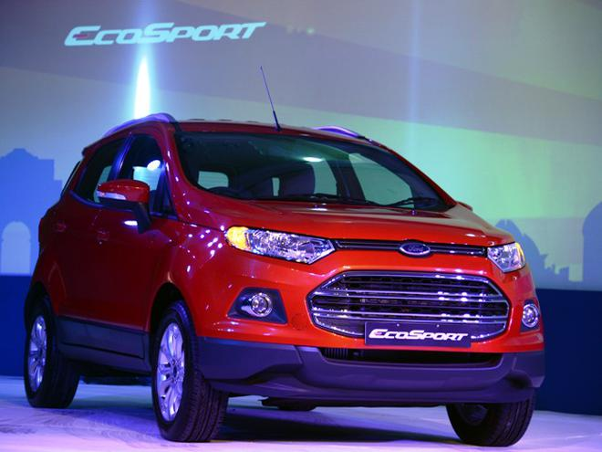 Ford India Recalls 16 444 Units Of Compact Suv Ecosport The Hindu