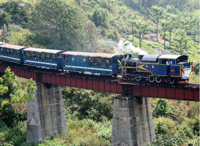 Southern Railway planning NMR charted services