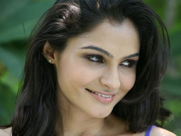 CHENNAI : 16/08/2011 : Actor-singer Andrea Jeremiah in the film Mangatha. Photo : Special Arrangement