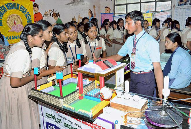state science exhibition begins in belagavi the hindu