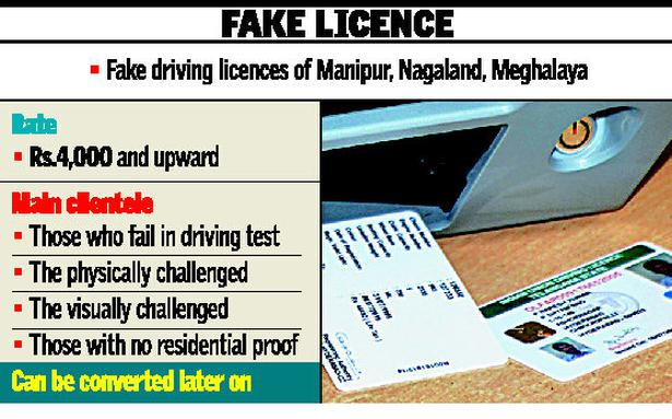 MVD on the trail of fake licence racket - The Hindu