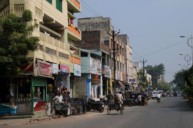 Red Light Area In Hyderabad