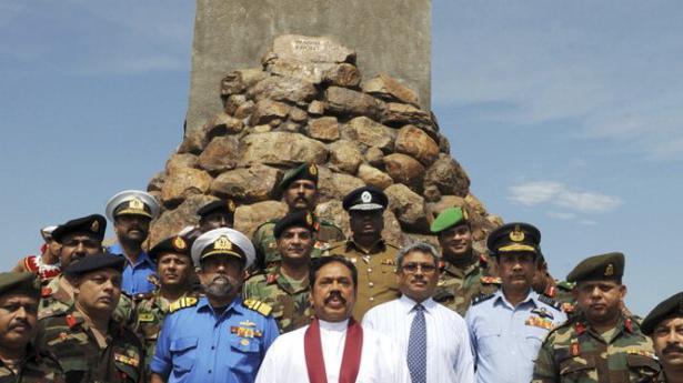 sri lankan civil war pdf