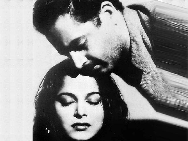 hindi film Pyaasa